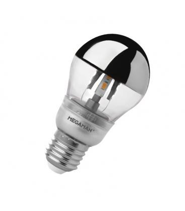Crown Silver 5W E27 2800K Možnost zatemnitve LS0505d-E27-2800K-230V 4020856210275