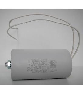 Più su VS Condensatore 45mF 50/60Hz 250V 40977