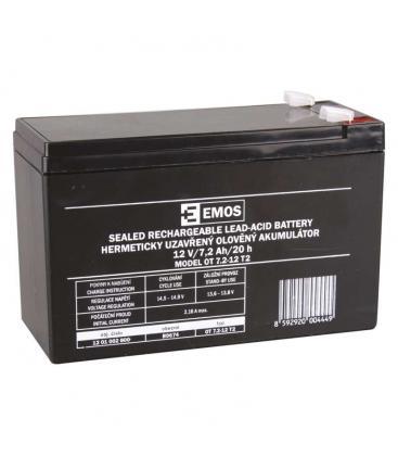 SLA Batteria 12V/7,2Ah B9674 8592920004449