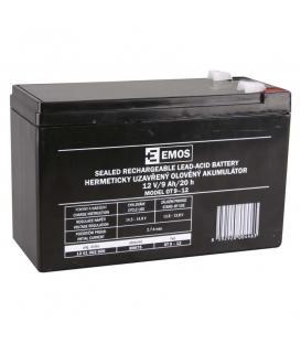 More about SLA Battery 12V/9Ah