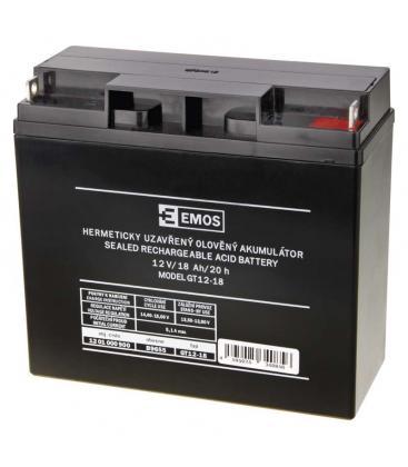 SLA Batteria 12V/18Ah B9655 8595025340856