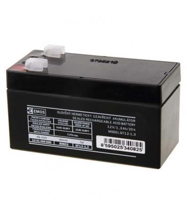 SLA Battery 12V/1,3Ah B9652 8595025340825