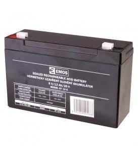 More about SLA Battery 6V/12Ah