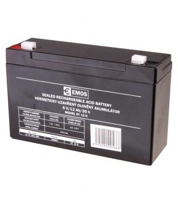 SLA Battery 6V/12Ah B9682 8592920005668