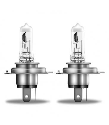 NIGHT BREAKER SILVER 12V H4 60/55W P43t Double pack 64193NBS-HCB 4052899992337