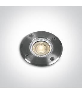 Più su Incasso in acciaio inox 35W GU10 IP67 Circolare
