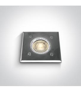 Plus de Encastré Acier inoxydable 35W GU10 IP67 Rectangulaire