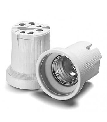 Lampholder E40 Porcelain