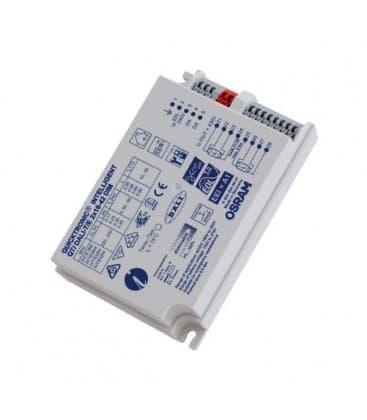 QTi DALI T-e 2x18-42W 220-240V DIM Quicktronic intelligent