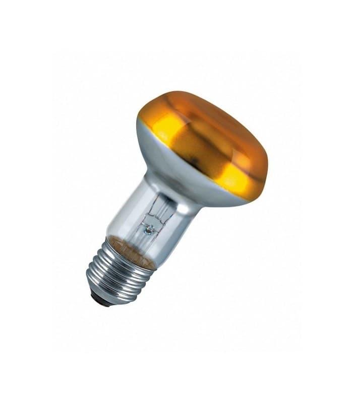 5 X 42w = 60w Watt es E27 R80 Foco Halógeno Eco Tornillo en las Bombillas Spot