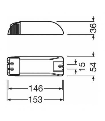 HTM 150/230-240V 50-150W miska