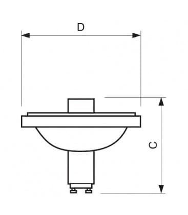 Cdm-R111 20W-830 GX8.5 24D