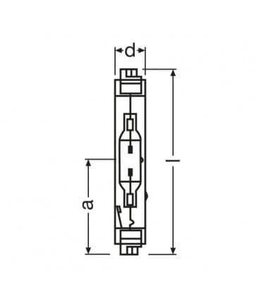 HQI-ts  400W-d Fc2