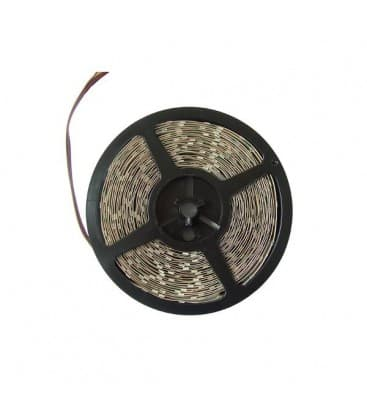 Bandes de LED 12V 3528 4,2W/m IP20 blanc chaud