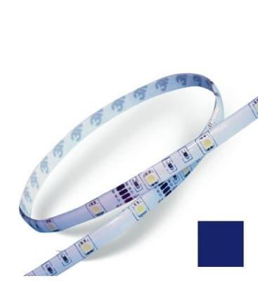 Bandes de LED 12V 5050 7,2W/m IP65 etanche bleue