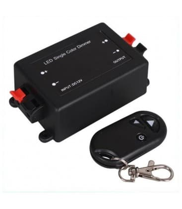 LED Controller DC 12V/24V 96W/192W RF mit Fernbedienung