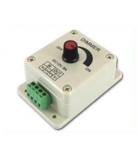 LED Controlador DC 12V/24V 96W/192W