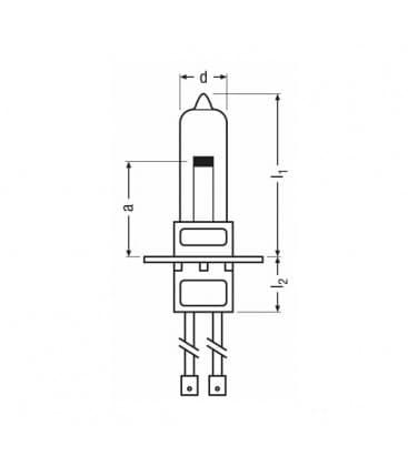 64328 HLX-Z/C 65-15 65W PK30d