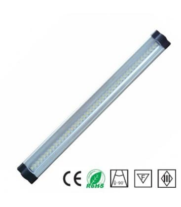 LED cabinet luce 12V 6W WW 600mm