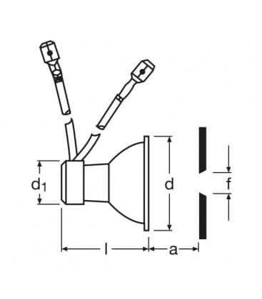 6SIRIUS 64005 50W 10V K23d