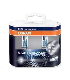 Več o H4 12V 60/55W 64193 NBU Night Breaker Unlimited Dvojno pakiranje