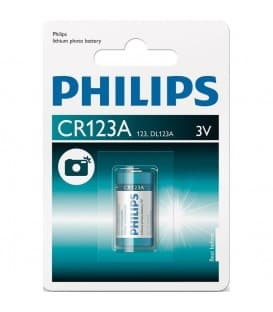 CR123A 3V Photo batterie lithium