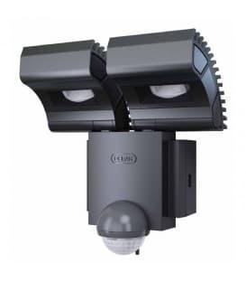 Noxlite LED spOT 2x8W Sensor GR IP44 41015