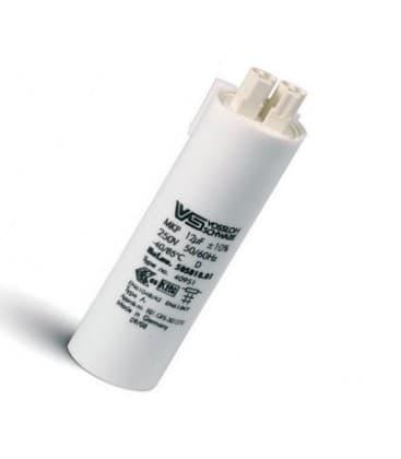 VS-Kondensator 8mF 50/60Hz 250V 40950 505891