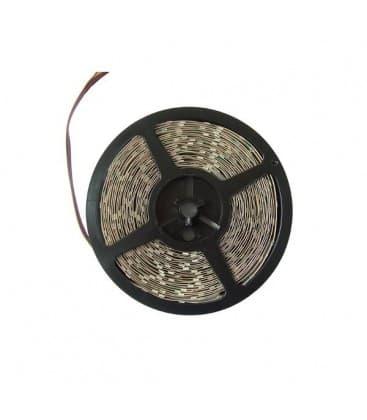 Bandes de LED 12V 5050 14,4W/m IP65 etanche blanc froid