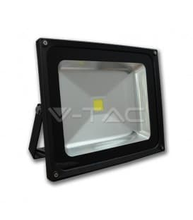 VT-4030 LED reflector  30W (250W) IP65 WW Graphite Body