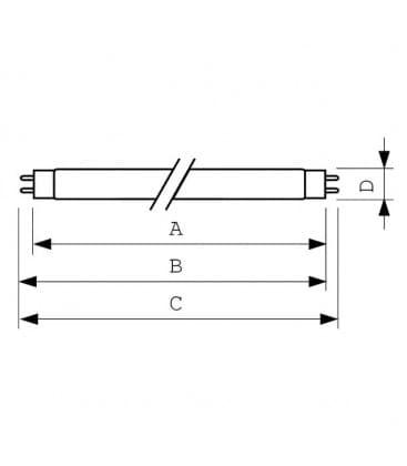 Flexo Print TL 80W/10-R G13 Reprografija
