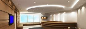 LED downlights svetila
