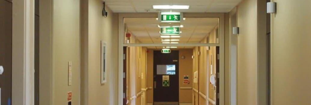 Luminarias para alumbrado de emergencia