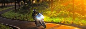 Lampes pour motos