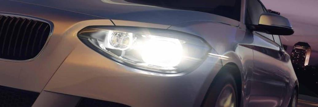 Lamps for car headlights