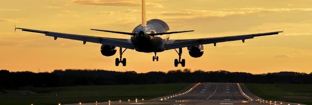 Lámparas de corriente controlada para aeródromos
