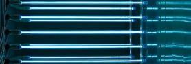 Special UV-C sterilization lamps