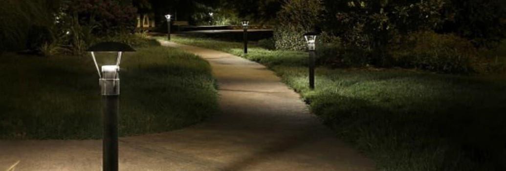 Outdoor luminaires