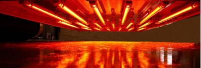 Lampade di riscaldamento a infrarossi IR