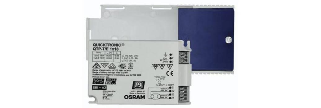 Ballasts, electronic - accessories