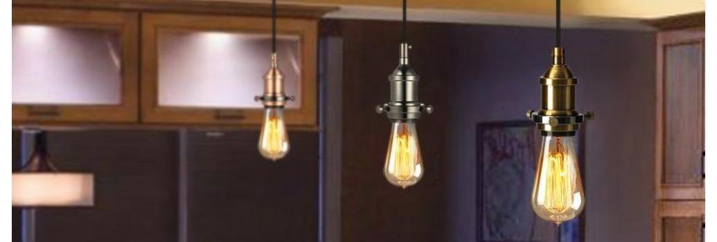 Dekorative Lampenfassungen, Lichtfassungen