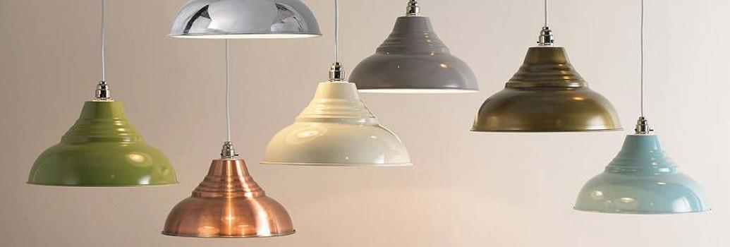 Viseča, stropna svetila