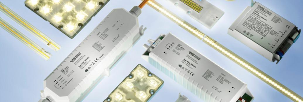 ECG Elektronske predstikalne naprave